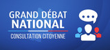 Grand débat national - Consultation citoyenne - 242186754