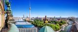 berlin city center on a sunny day - 242187546