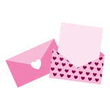 valentine day card - 242197131