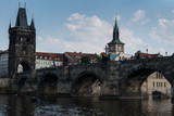 St Charles Bridge Arches