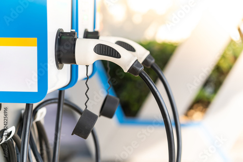 Charging an electric car battery access to vehicle electrification - 242256916