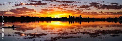 Sloan's Lake Panorama