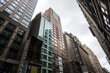 Skyscrapers in Manhattan in New York City, USA - 242319354