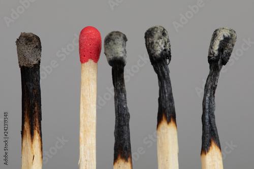 canvas print picture burnout