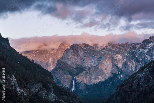 Early spring in Yosemite - 242324388