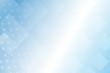 Light blue geometrie abstract background, illustration eps10 - 242335975