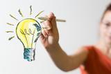 lamp idea - 242341798