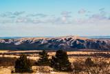 Landscape photo of a hill