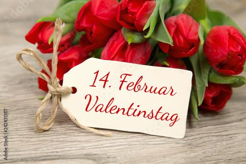14. Februar Valentinstag - 242431387