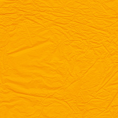 Abstract texture background. Yellow paper texture