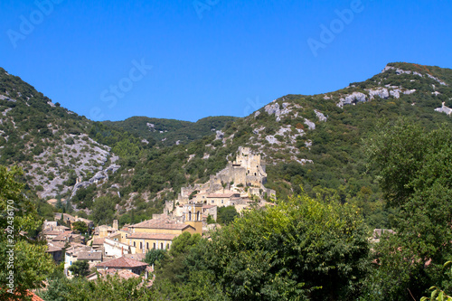 village en Ardèche