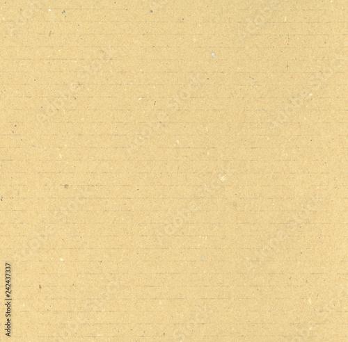 beige corrugated cardboard texture background