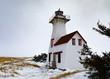 New London Lighthouse Prince Edward Island Canada