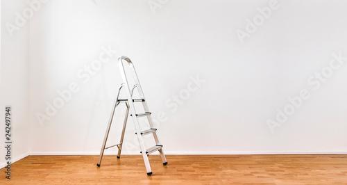 Leiter im Zimmer
