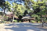 東京ドームに隣接する小石川後楽園という日本庭園