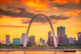 St. Louis, Missouri, USA downtown cityscape © SeanPavonePhoto