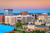 Wichita, Kansas, USA downtown skyline at dusk © SeanPavonePhoto