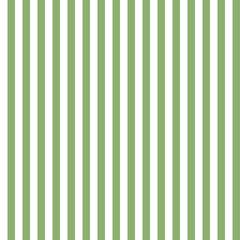 Light Green and White Stripes Seamless Pattern - Narrow vertical light green and white stripes seamless pattern