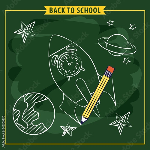 back to school - 242509550