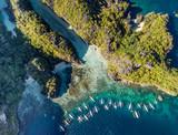 Big Lagoon entrance, Miniloc Island, El Nido, Palawan