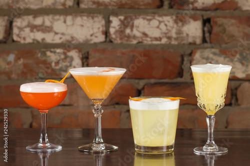 Sour Cocktail Drink