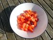 Tomaten würfeln - 242544986