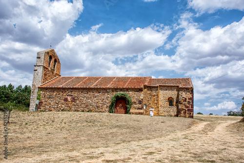 Foto Murales Iglesia en ruta del color, alquité