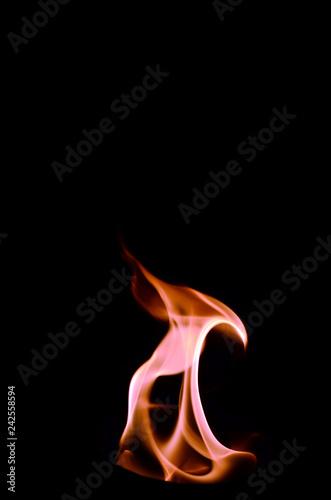 züngelnde Flammen - 242558594