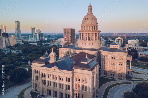 Capitol of Texas - 242574521