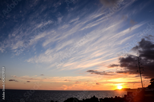 Clouds in the Sky - 242579559