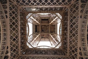 Eiffel Tower from Below #2