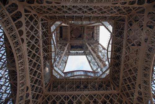 Eiffel Tower from Below #1