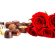 Chocolates and Roses A Perfect Combination for the One You Love