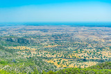 Rural countryside of Northern Cyprus