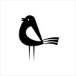 Artistic Bird, Bird Icon