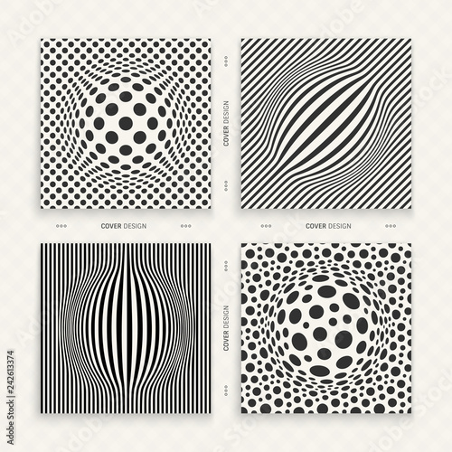 Abstract background with circles. Chaotic particles in empty space. Dynamic vector illustartion.