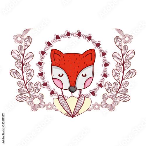 cute animal cartoon - 242617397