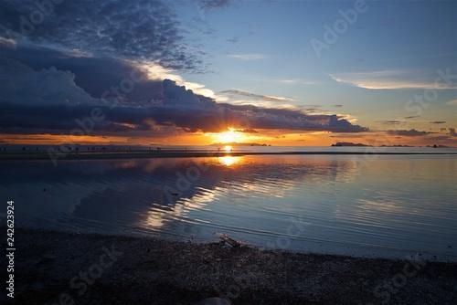 Sunset Nathon Samui Thailand - 242623924
