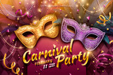 Carnival party design