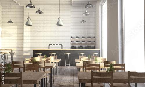Design Coffee shop