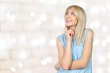 Woman Thinking - 242648732