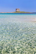 Quadro Spiaggia La Pelosa