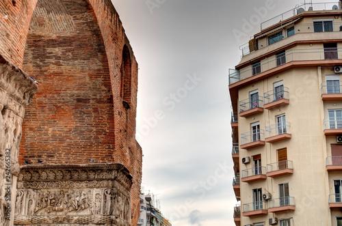 Galerius' arch, Thessaloniki