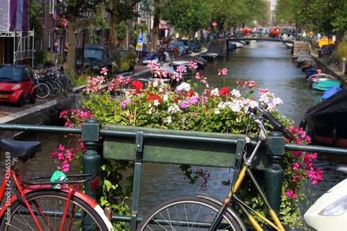 Amsterdam summer