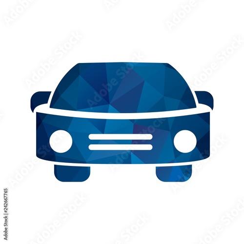 Vector Car Icon - 242667765
