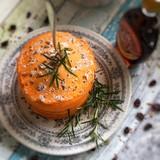 pumpkin pancakes for breakfast - 242668567