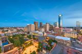Oklahoma City, Oklahoma, USA downtown skyline © SeanPavonePhoto