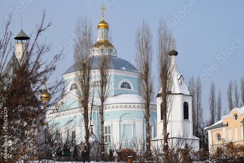 Alekseev Akatov Monastery, Russia, Voronezh