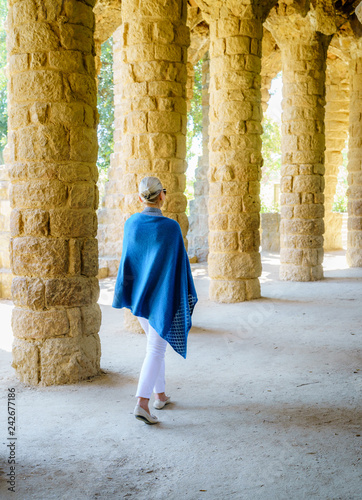 Gallery in Park Guell