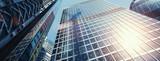 modern office buildings skyscraper in London city - 242697109